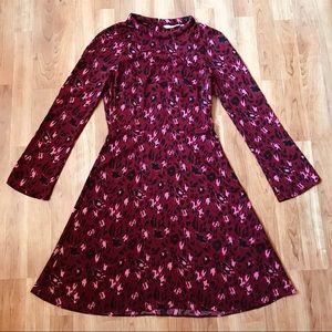 & Other Stories Cheetah Print Dress Sz 6